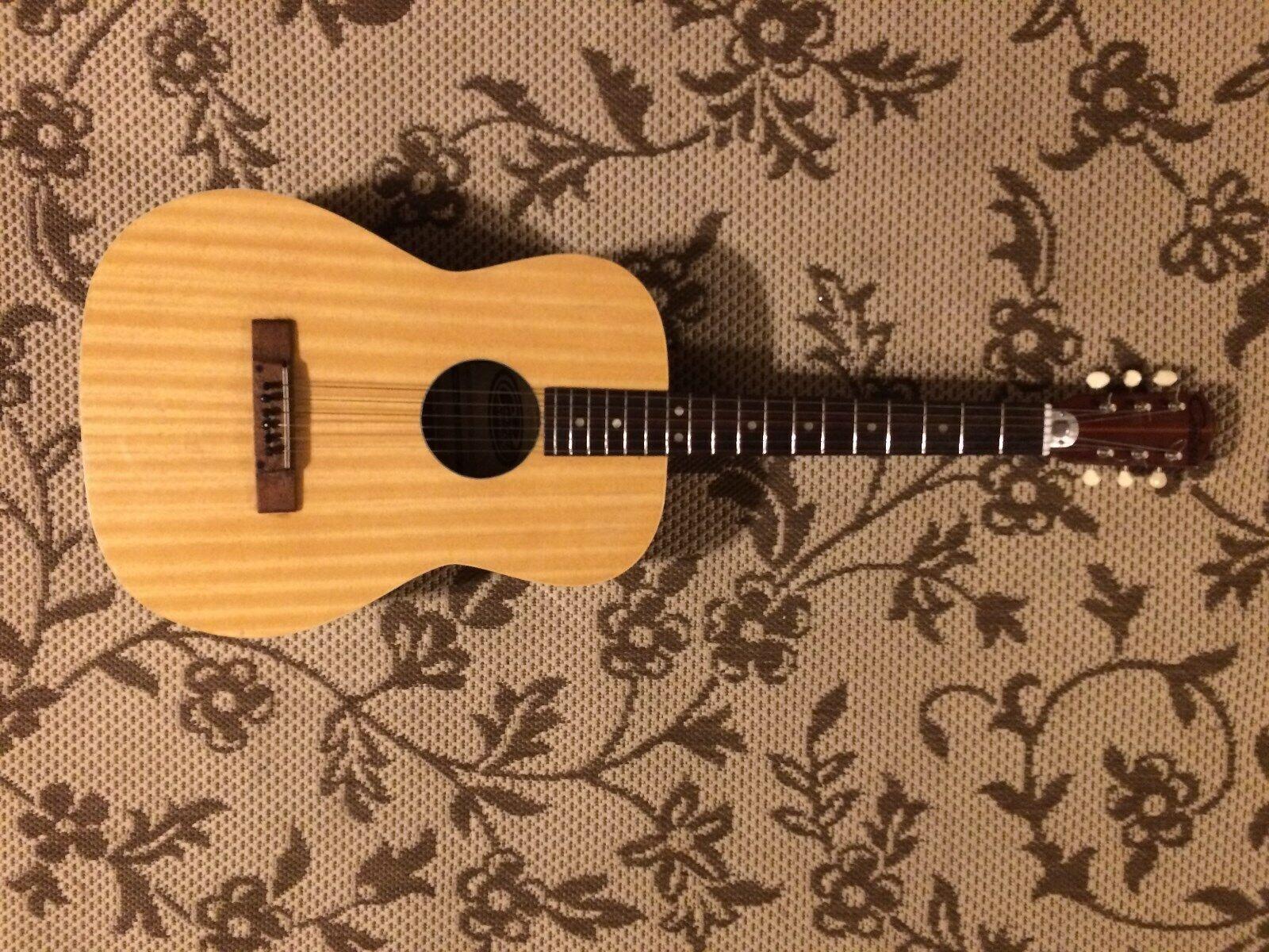 Contessa HG-01 Acoustic Guitar 60's Natural