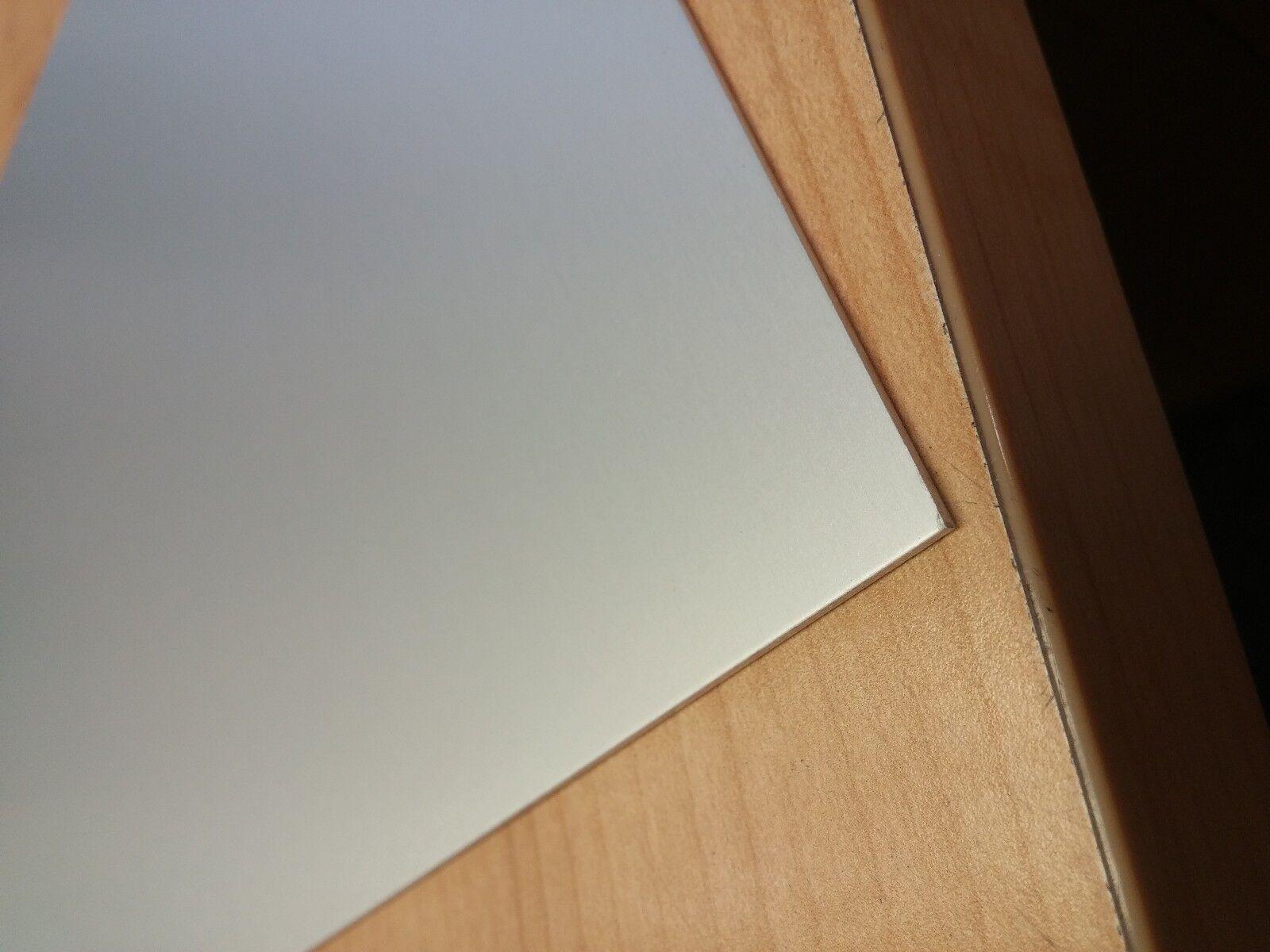 ".040/"" 5005 Satin Black Anodized Aluminum Sheet Plate 6/""x6/"" 2pc 18ga"