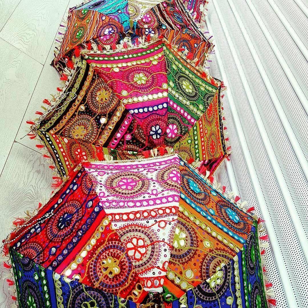 Wholesale Lot Indian Wedding-Decor Umbrellas Sun Shade Parasol-Bridal Shower 24