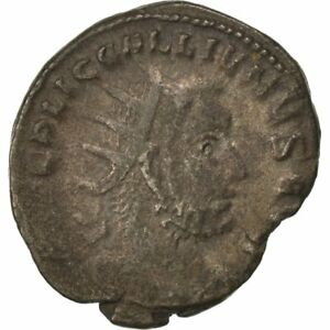 Cohen:617 Gallienus Loyal #65712 Mb Antoninianus Biglione