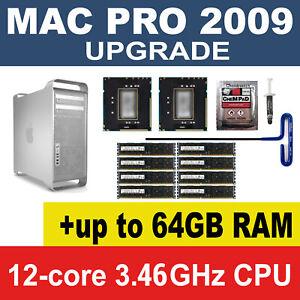 12-Core-X5690-3-46Hz-CPU-16GB-32gb-64GB-1333MHz-memory-2009-Apple-Mac-Pro-5-1
