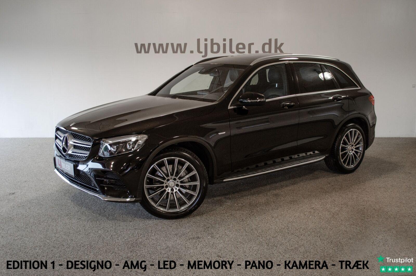 Mercedes GLC250 d 2,2 AMG Line aut. 4Matic 5d - 529.800 kr.