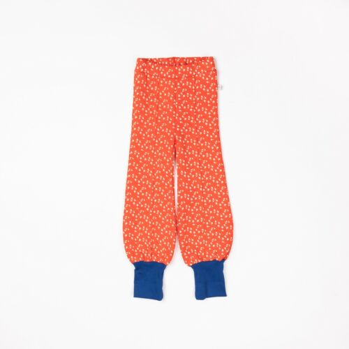 AlbaBaby wild flowers red Hami tight pants 92 128