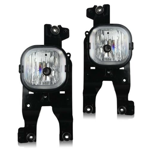 New Pair Left /& Right fog lights for 2008 2009 2010 Ford F250 F350 F450