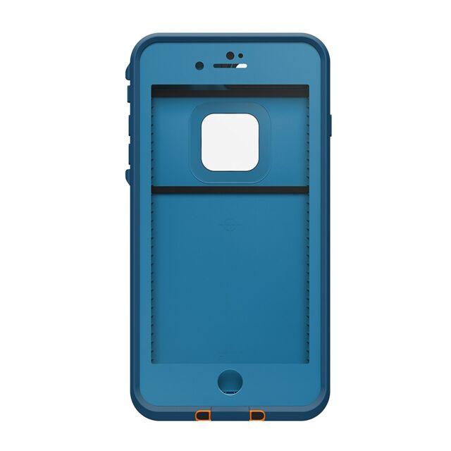 Lifeproof FRĒ SERIES Waterproof Case for iPhone 8 Plus 7 Plus (BASE CAMP BLUE)