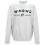 Winging-It-Sweatshirt-JH030-Sweater-Jumper-Funny-Cool-Slogan-Statement thumbnail 6