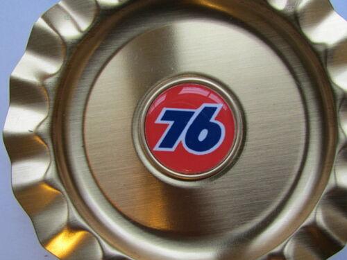 Union 76 Gas Ashtray Union 76 Gas souvenir ashtray Union 76 Logo Ash Tray