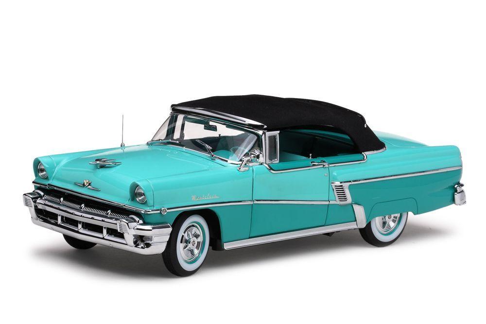 1956  Mercury Montclair Verona Vert Heath vert 1 18 Sunstar 5136  vente de renommée mondiale en ligne
