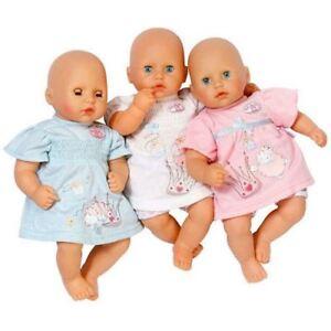 Baby Annabell My First >>> Bezaubernde Kleider-Sets  <<< 36 cm Babypuppen & Zubehör Puppen & Zubehör Orig