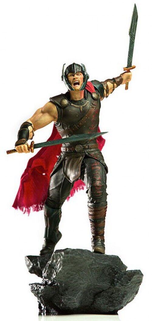 Marvel  Thor Ragnarok Thor Battle Diorama Statue  autorizzazione