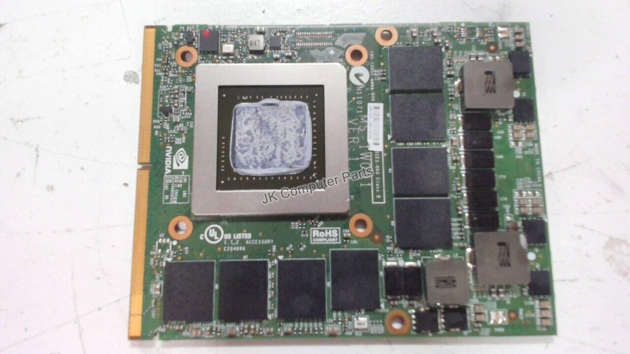 MSI GT70 NVIDIA GeForce GTX 675MX 2GB N13E