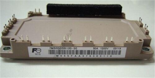 1 Stücke Neue Fuji 7MBR50SB120-50 Plc Plc Modul cc