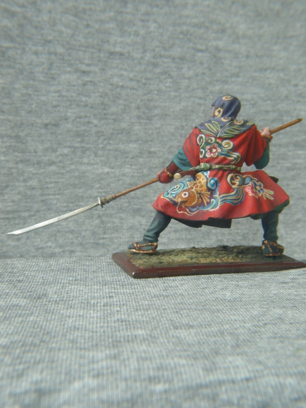 Japanese Warrior Monk.SALE  Elite Elite Elite tin soldiers St. Petersburg 54 mm 18e898