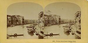 Venezia-Italia-Stereo-Vintage-Albumina-Ca-1880