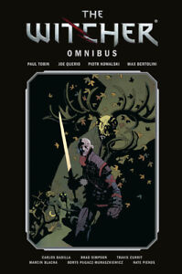 The-Witcher-Omnibus-Library-Edition-Panini-Comics-ITALIANO-NUOVO-NSF3