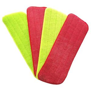 4Pcs-Spray-Mop-Replacement-Pads-Washable-Refill-Microfiber-Wet-Dry-Cleaning-Y4P9