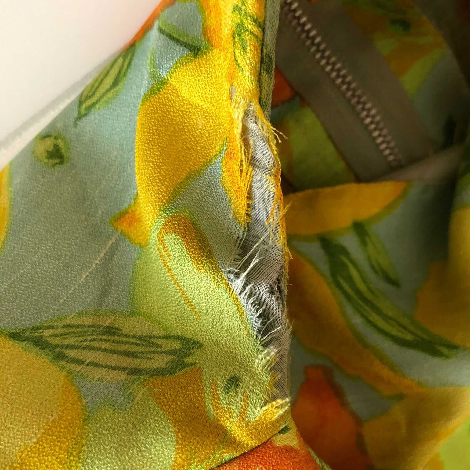 Scaasi Boutique Ruth Roaman Vintage1960s  Bold Fl… - image 9