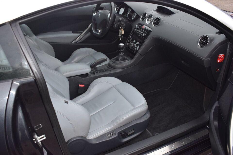 Peugeot RCZ 1,6 THP 156 Benzin modelår 2010 km 102000