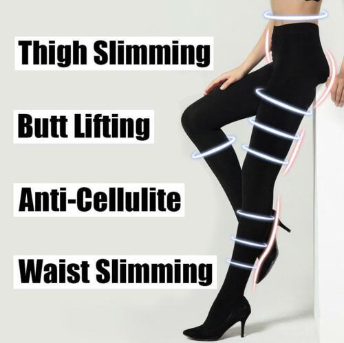 Womens Compression Pantyhose Tights Varicose Veins Stockings Leg Slimming Hip Up