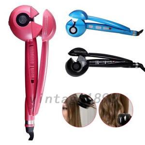 Pro-Magic-Automatic-Curling-Hair-Curler-Iron-Curl-Wave-Machine-Ceramic