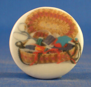 1-034-PORCELAIN-CHINA-BUTTON-SEWING-BASKET-WITH-SCISSORS
