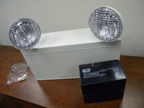 Liteforms Dual Lite Model LM 80-12V Brand New 12v-7.2w