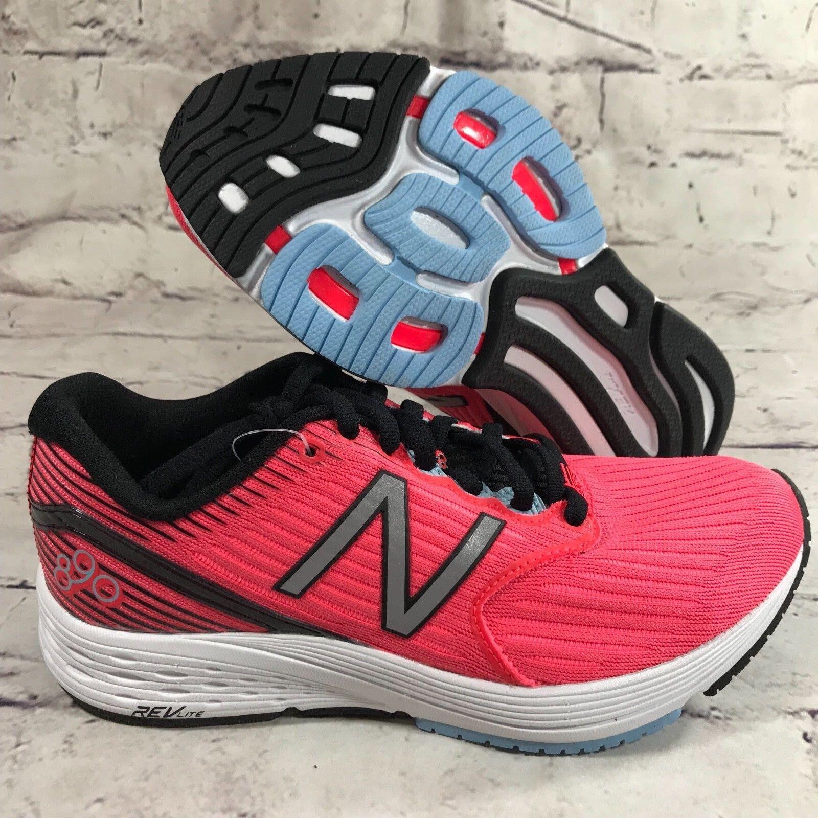 Nuevo New Balance Balance Balance 890v6 rosado Coral para Mujer Zapatos Correr w890cb6  en venta en línea