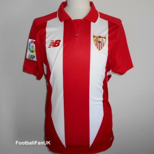 SEVILLA FC Officiel NB away football shirt 2015-2016 New camiseta jersey Homme