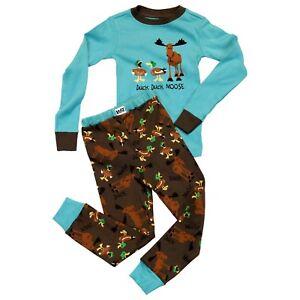 LazyOne-Boys-Duck-Duck-Moose-Kids-PJ-Set-Long-Sleeves