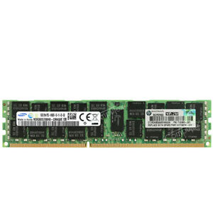 Details about Samsung 16GB 2Rx4 PC3-14900R DDR3-1866MHz 240Pin ECC  Registered Server Memory