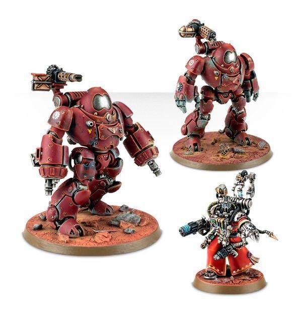 sin mínimo Adeptus Mechanicus Mechanicus Mechanicus kastelan robots nuevo Adeptus Mechanicus  oferta de tienda