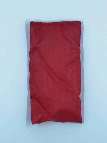 SUPERIOR QUALITY Football RED Bean Bag Referee Officials Waterproof HAND HELD