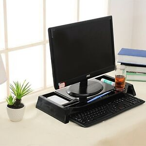 Universal Lcd Monitor Laptop Multimedia Stand Cradle