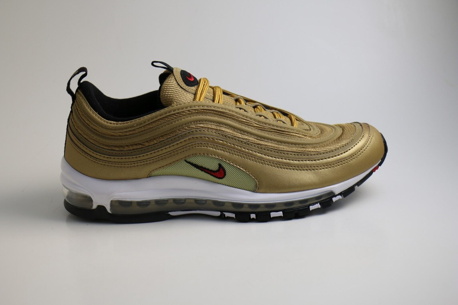 Nike Air Max 97 41 OG Gold Bullet EUR 41 97 43 44 45 US 8 9 10 11 884421  700 b59b87