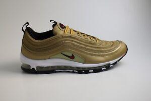 Nike Schuhe Air Max 97 OG QS Metallic Gold, 884421700, Größe: 42