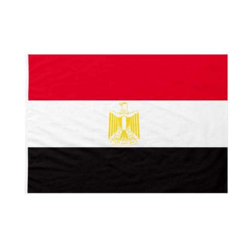 Bandiera da bastone Egitto 70x105cm