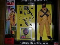 Geyperman Action Man, Gi Joe, Action Joe Action Team Impossible Mission