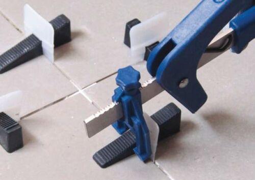 Métal Pince peygran carrelage Nivelliersystem 3 mm 500 pattes 300 clavettes
