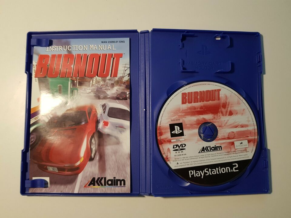 Burnout, PS2
