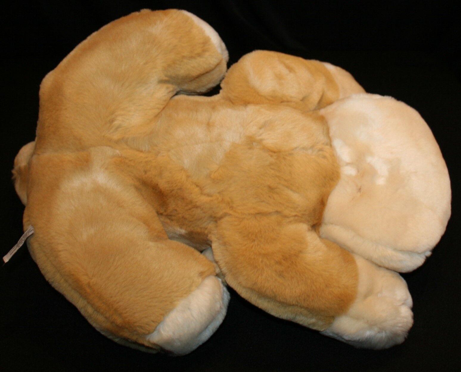 FAO FAO FAO Schwarz Super Soft Plush Dog 22
