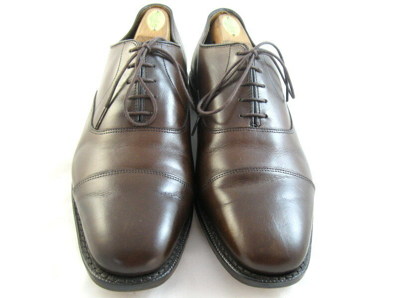Allen Edmonds  Exchange place  Derbies 10.5 D marron (610)