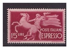 1945 -  ESPRESSI 15  LIRE NUOVO **