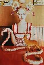 David LaChapelle Limited Edition Color Photo Print 35x50cm Liebesschnitzel 1996