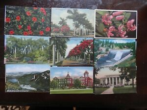 LOT-OF-25-VINTAGE-POSTCARDS-USA-amp-FOREIGN-UNUSED-POSTCROSSING-CARDS-FAST