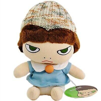 Yoshimoto Nara Plush Angel Doll Stuffed toy Chain Limited New