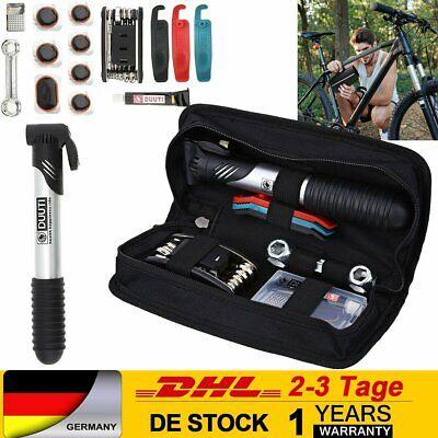 4 in 1 Mountainbike Fahrrad Pannen Werkzeug Fahrradreparatur Multi Tools Set