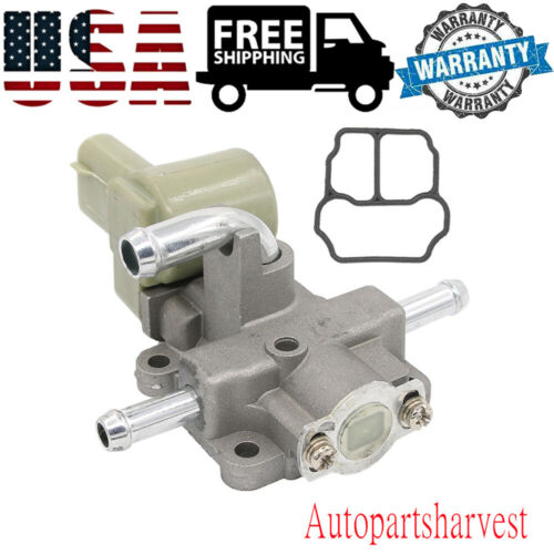 22270-62050 IDLE AIR CONTROL VALVE FOR TOYOTA TACOMA TUNDRA 4RUNNER T100 3.4L V6