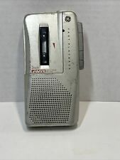 GE General Electric 3-5375a AVR Microcassette Voice Recorder Auto Tested A2 for sale online