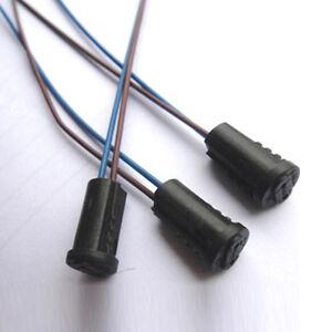Bulb Lamp LED li 10pcs G4 Base Holder Wire Adapter Halogen Socket Connector f