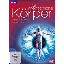 DER MENSCHLICHE KÖRPER - ENTDECKE DIE WELT IN DEINEM INNEREN DVD NEU